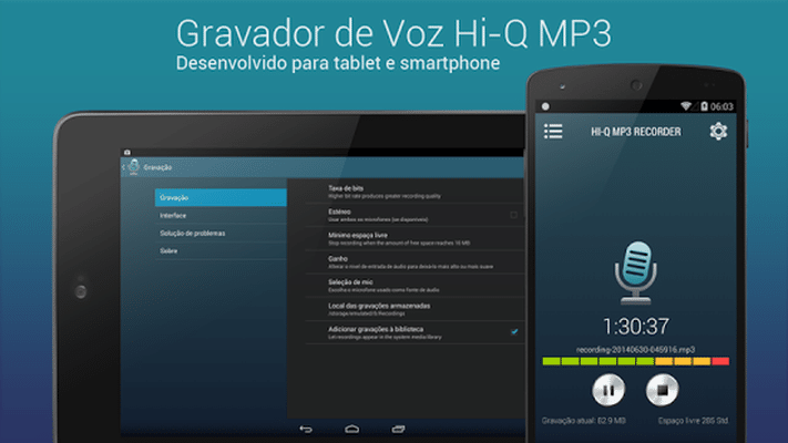 Hi-Q MP3 Recorder