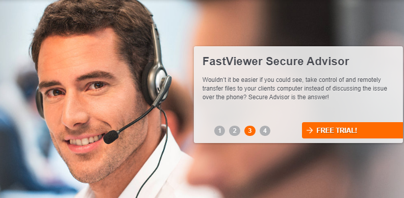 FastViewer as conference call services providers