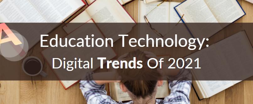 Digital Trends In 2021
